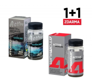 Atomium Active Gasoline New 90 ml + Atomium Active Gasoline New 90 ml
